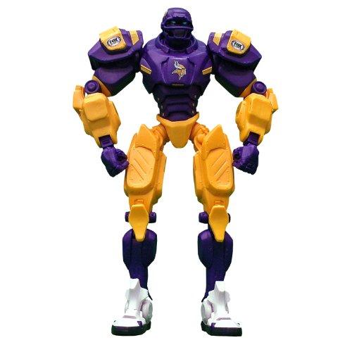 Minnesota Vikings 10' Team Cleatus FOX Robot NFL Football Action Figure Version 2.0