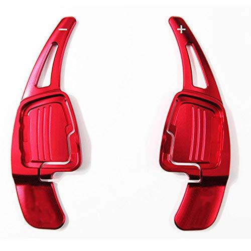 ZIMAwd Aluminum Steering Wheel DSG Shift Paddle Shifter Extension,for Audi TT(2015),TTS (2016),Q7(2016) A4 B9 A5