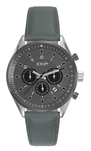Orologio Uomo Quarzo Joop! display Cronografo cinturino Pelle Verde e...