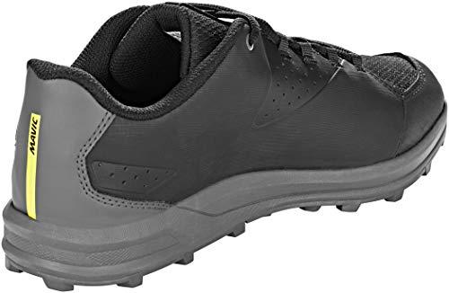 MAVIC XA MTB 2019 - Zapatillas para bicicleta de montaña, color negro y gris, color Negro, talla 45 1/3 EU