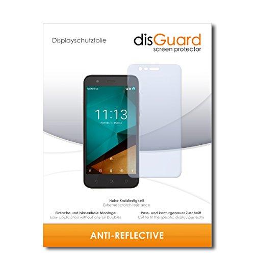 disGuard Displayschutzfolie für Vodafone Smart Prime 7 [2 Stück] Anti-Reflex, MATT, Entspiegelnd, Extrem Kratzfest, Anti-Fingerabdruck - Displayschutz, Schutzfolie, Panzerfolie