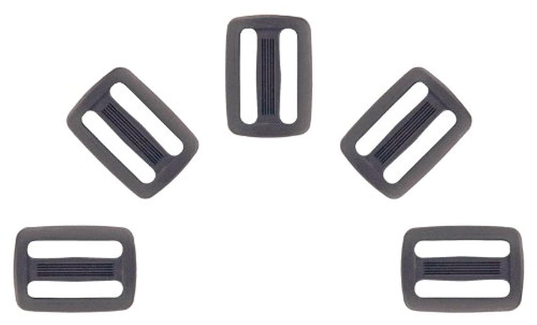 100 1 Inch Plastic Triglides Slides