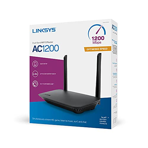 Linksys E5400-EU