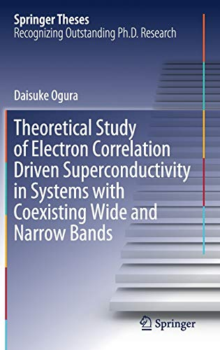 Theoretical Study of Electron Correlation Driven Superconductivity in Systems with Coexisting Wide and Narrow Bands