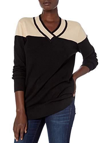 Lyssé Suéter de Vine para mujer -  Negro -  Large