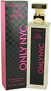 5th Avenue Only Nyc by Elizabeth Arden 4.2 oz Eau De Parfum Spray for Women 100% Authentic