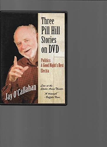 Three Pill Hill Stories on DVD – Politics, A Good Night's Rest & Electra