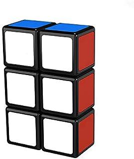 QiYi マジックキューブ 魔方 競技用パズル 1x2x3 プロ向け 達人向け 中級者向け ステッカーレス 世界基準配色 ポップ防止 脳トレ