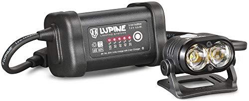 Lupine Piko R7 SC 1900 Lumen Helmlampe mit Fernbedienung & Smartcore Akku
