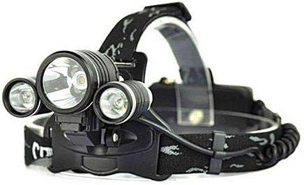 Lanterna De Cabeça Recarregável c/ 3 LED