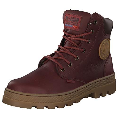 Palladium Pallabosse Men's Walking Shoes Red, Taille:41.5