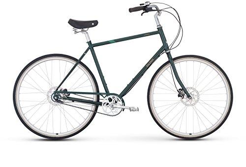 RALEIGH Bikes Haskell City Bike, Green, 52...