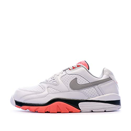 Nike Air Cross Trainer 3 Low - Zapatillas deportivas para hombre, color blanco y rosa, Blanco (blanco), 41 EU