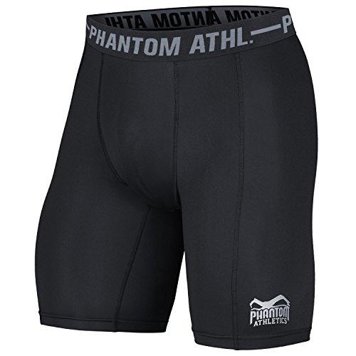 Phantom Athletics Compression Short Vector - Black-Medium