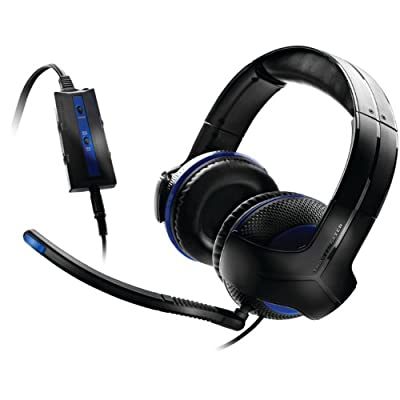 Thrustmaster Y-250P Gaming Headset for PS3 & PC