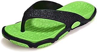 flip-flop Flip Flops Sandals Anti-slip massage flip flops men flip flops personality trend flip flops men