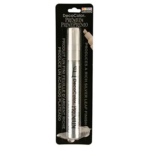 Shiny Metallic Silver Paint Pen