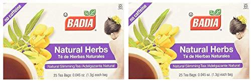 Badia Natural Herbs Tea (8 Pack) 200 Bags