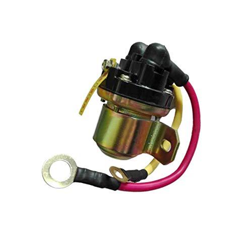 Nuevo Relé de Arranque de Motor 600-815-2170 para Komatsu Pc200lc-5 Calentador de Interruptor de Calentador Realmente Piezas de Montaje de Relé de Excavadora Pc200-6 Pc220-6