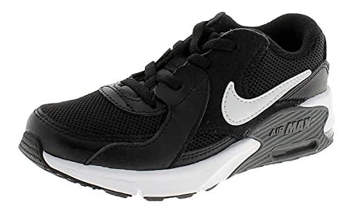 Nike Air Max Excee (PS), Scarpe da Corsa, Nero (Black/White/Dk Grey), 35 EU