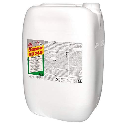 Sopro Grundierung GD 749 25kg Kanister (1)