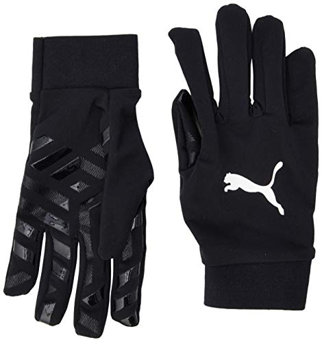 Puma Field Player Glove Handschuhe, black, 6