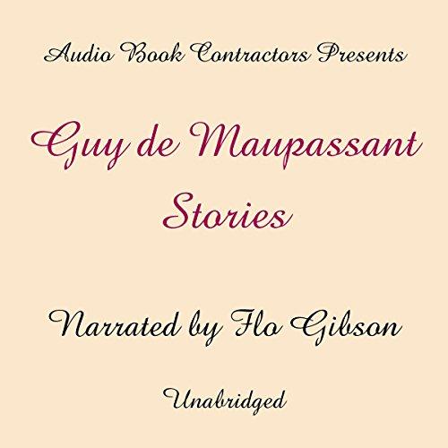 Guy de Maupassant Stories cover art