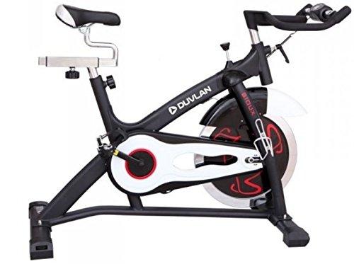 Duvlan indoor Spin bike Sioux per allenamento completo