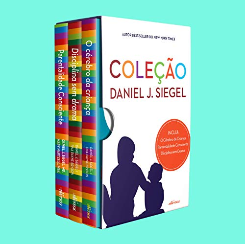 Box Daniel Siegel - 3 Volumes