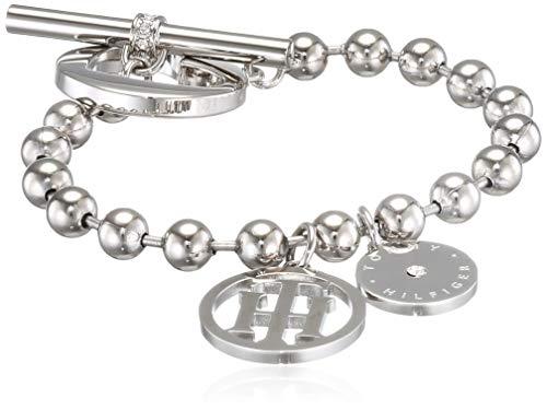Tommy Hilfiger Jewelry Mujer acero inoxidable Pulsera cadena 2701036