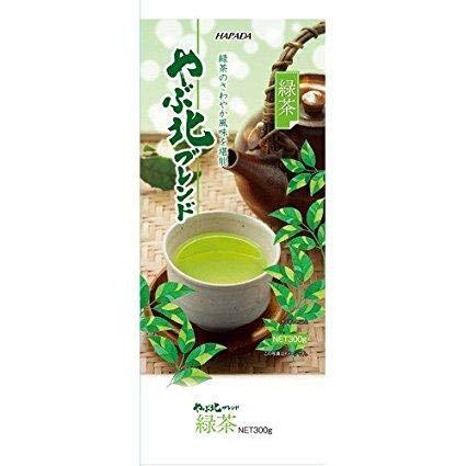 ハラダ製茶 やぶ北ブレンド 緑茶 300g