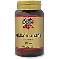 Glucomanano 500 mg. 100 capsulas