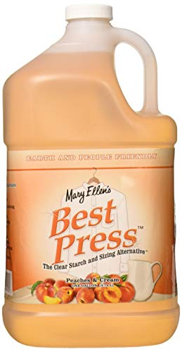 Big Save! Mary Ellen Products 60132 Best Press Peaches and Cream Spray Starch for Ironing
