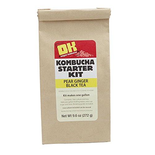 oregon kombucha starter kit - 5