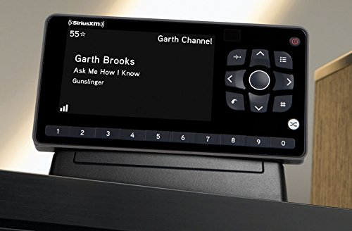 SiriusXM SXEZR1H1 Onyx EZR Satellite Radio with Home Kit - Get 3 Months Free Service with subscription