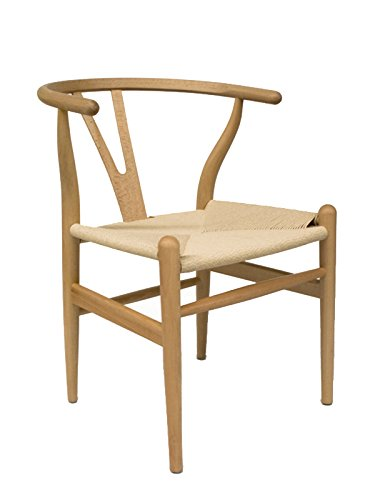 Oui Home - Silla Ch24 Wishbone Natural