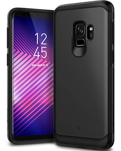 Caseology Legion for Galaxy S9 Case (2018) - Reinforced Protection - Black