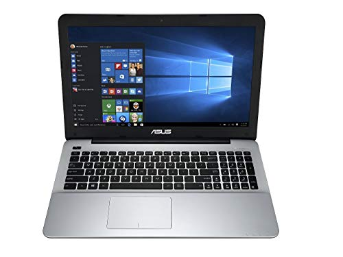 Asus F555UB-XO111T 39,6 cm (15,6 Zoll HD) Laptop (Intel Core i5 6200U, 8GB RAM, 256GB SSD, NVIDIA GeForce 940M, DVD, Win 10 Home) schwarz (Generalüberholt)