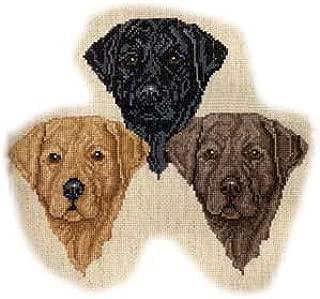 Pegasus Originals Labrador Retriever Counted Cross Stitch Charts