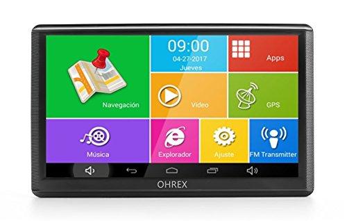 GPS para tráiler OHREX de 7 pulgadas