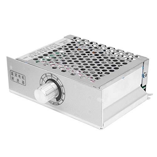 SALUTUYA Motordrehzahlregler PWM 30A Motorregler DC12~80V Elektromotoren für Arduino