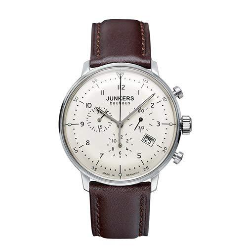 [ユンカース]JUNKERS Bauhaus(バウハウス) 腕時計 6086-5QZ[正規輸入品]
