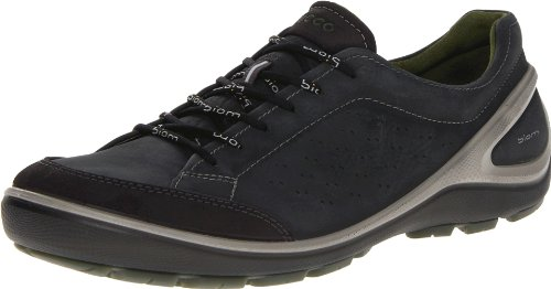 ECCO Damen Biom Grip Dark Clay/Cocoa Br O.Sue/Jamel Walkingschuhe, Grau (Moonless/Moonless), 44