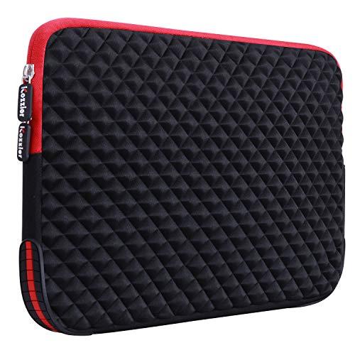 iCozzier Custodia per Laptop 13-13.3 Pollici in Schiuma di Diamante con Cuscinetto in Silicone Coner Custodia Resistente agli Urti e all'Acqua Custodia per MacBook Air/PRO/Retina