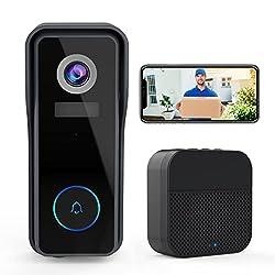Image of WiFi Video Doorbell Camera...: Bestviewsreviews
