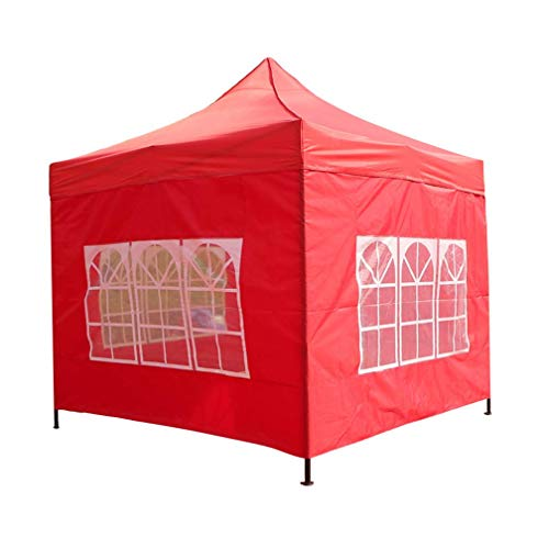 BJH All Seasons Gazebos 3M X 3M Waterproof Gazebo Party Tent with Rustproof Frame