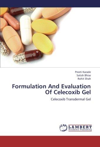 Formulation And Evaluation Of Celecoxib Gel: Celecoxib Transdermal Gel