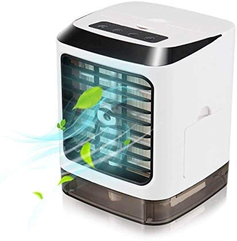 El nuevo outlet de marcas online. Refrigerador de aire conveniente Ventilador para aire acondicionado personal, mini mini mini ventilador de aire acondicionado portátil Ventilador evaporativo Refrigerador de aire Circulador Humidificador para o  entrega de rayos