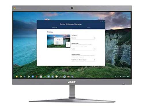 Acer Chromebase 24 24I2 Intel Core i5 der Achten Generation I5-8250U 8 GB 128 GB - All-in-One PCs/Workstations (Intel Core i5 der Achten Generation, 8 GB, 128 GB)