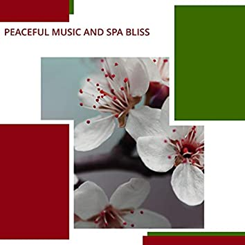 Peaceful Music And Spa Bliss